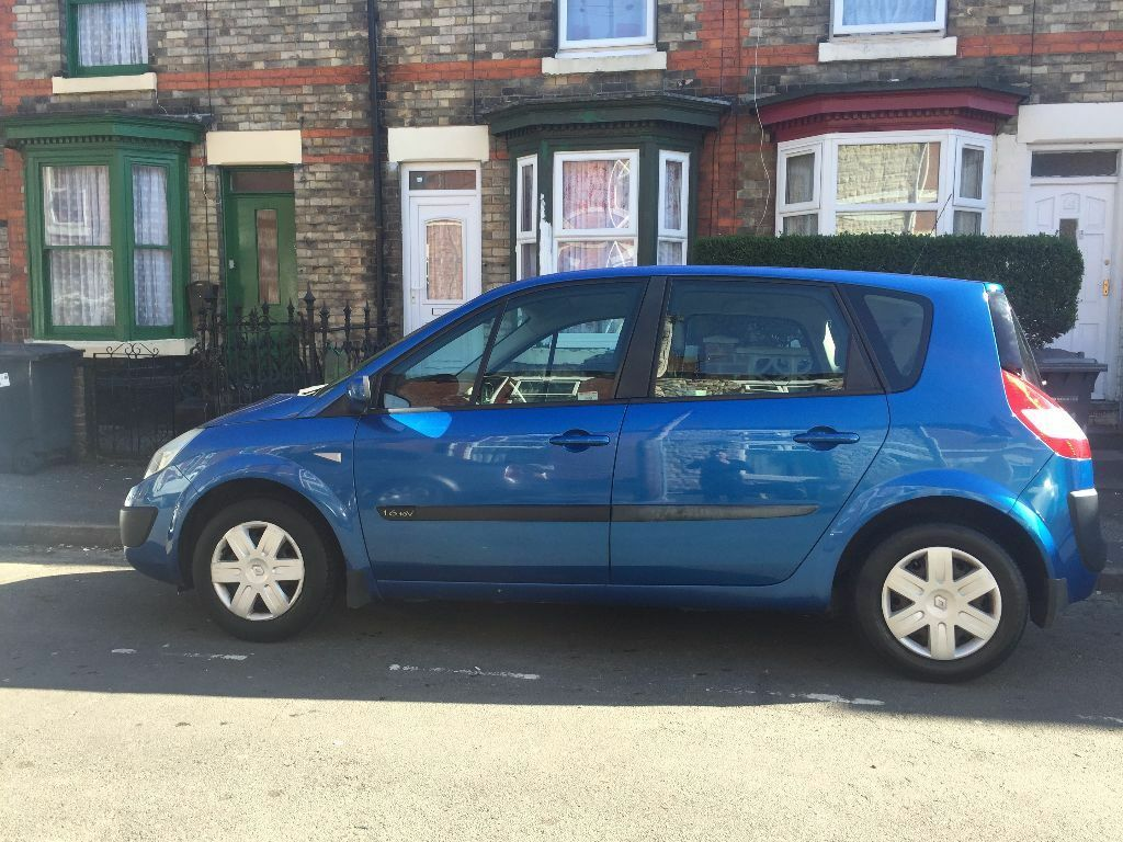 renault megane scenic 2005 1 6l petrol manual in derby derbyshire gumtree. Black Bedroom Furniture Sets. Home Design Ideas