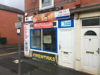Shop Available For Rent Halliwell Road Near Town Centre Prominent Location Short and Long Term Lease