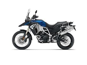 2018 BMW F800GS Adventure
