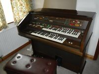 Solin f225 electronic organ in excellent working condition. must be sold by wednesday.