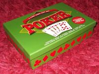 Poker - Texas Game Gift Set - NEW/BOXED.