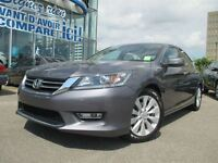 2013 Honda Accord EX-L + CUIR LEATHER + SUNROOF + BACK UP CAMERA
