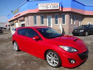 2010 Mazda Mazdaspeed3 Mazdaspeed3 NAVIGATION MODELE PREMIUM AUC