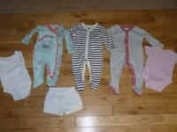 free to collect.baby clothes