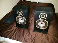 Tannoy M20 Gold Speakers