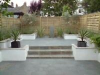 Aldo Construction. Professional landscaping and gardening service. Deckings, fencings, sheds, paving
