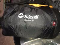 Outwell Montana 6P 3 Layer Insulated Carpet
