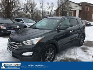 2013 Hyundai Santa Fe 2.99% - WARRANTY TO 2020