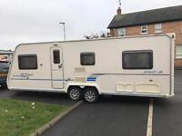 2009 Bailey Ranger Gt60 6 berth fixed bed