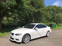BMW 3 Series Coupe, M Sport Highline, 320D. 59 Plate. £10,600 ovno (Central Scotland)