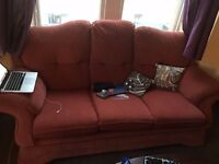sofa with free table