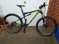 scott 750 spark mens mountain bike 27.5