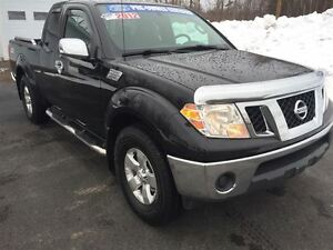 2012 Nissan Frontier SV-V6 King Cab 4x4 |$74.00 WEEKLY O.A.C.|