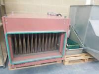 Gas Air Heater Reznor