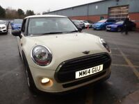 MINI HATCHBACK 1.2 One 3dr (white) 2014