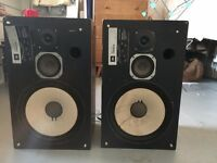 Vintage JBL L100 Century Monitor Speakers
