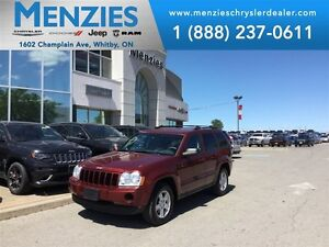 2007 Jeep Grand Cherokee Laredo 4x4, Alloys, Power Driver Seat