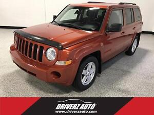 2010 Jeep Patriot Sport/North ACCIDENT FREE, 2.4L ENGINE, NOR...