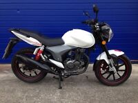 2016 GENERIC CODE 125 SPORTS NAKED , HPI CLEAR , FULL SERVICE HISTORY VERY GOOD CONDITION