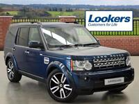 Land Rover Discovery SDV6 HSE LUXURY (blue) 2013-03-12
