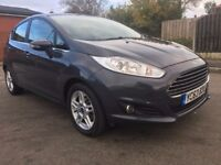 Ford Fiesta 1.5TDCI Zetec Diesel Only 75K Full Service History - Excellent Condition Handsfree kit