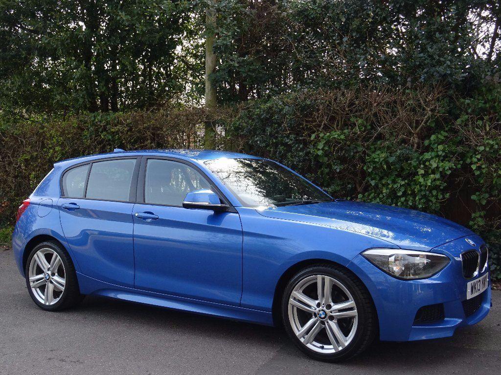 BMW 1 SERIES 2.0 118d M Sport 5dr BLUETOOTH STOPSTART ...