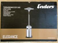 Enders Patio Heater Gas Elegance Heater Stainless Steel