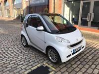 Smart Fourtwo Passion MHD Auto White