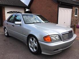 Mercedes c220 cdi w202 c-class