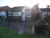 CHALET FOR SALE IN WITHERNSEA (HOLIDAY OR RESIDENTIAL)