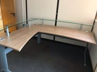 Receptionist Desk for sale - unused / as new