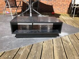 TV Stand & coffee table (black)
