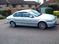 Jaguar X-type diesel manual saloon 2.2 in good condition