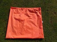 Prop bag for outboard motor