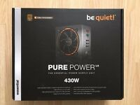 Be Quiet Pure Power L8-CM 430W PSU semi modular