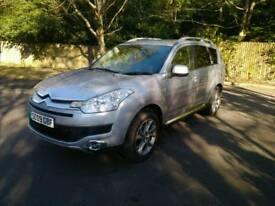 Citroen C Crosser 2.2HDi Exclusive 2/4WD occasional 7 seats