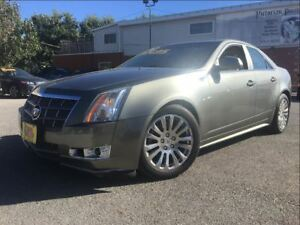 2010 Cadillac CTS 3.0L ALL WHEEL DRIVE  SUNROOF