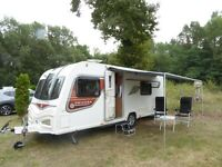 Awning; Fiamma CaravanStore Ziptop 360 Pull out awning