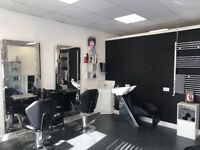 Hairstylist wanted- chair to rent, self employed basis