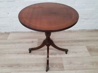 Vintage Side Table (DELIVERY AVAILABLE FOR THIS ITEM OF FURNITURE)