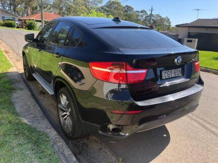 BMW X6 xDrive35i  E71 Auto 4x4 MY12 Fairfield Fairfield Area Preview