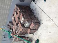 Free interlock pavers