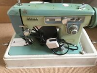Jones Electric Sewing Machine