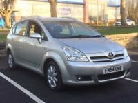 2005 TOYOTA COROLLA VERSO T SPIRIT 7 SEATER * SPARES REPAIRS DAMAGED NON RUNNER * REQUIRES ATTENTION
