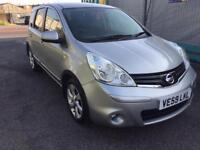 2009 Nissan note 1.5 Diesel, low mileage, long mot, run very smooth, very clean in and out