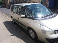 Renault Espace 7 seater 950 ono