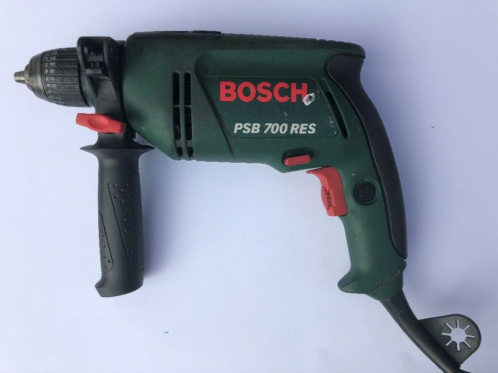 bosch psb 700 res impact drill 701w 240v - refurbished (cleaned