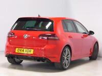 Volkswagen Golf R (red) 2014-05-02