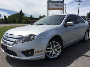 2010 Ford Fusion SEL AWD loaded with Leather and Sunroof ! Re...