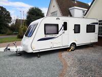 Caravan Elddis Rambler 18/4 SE c/w loads of extras